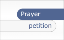 prayer-petition